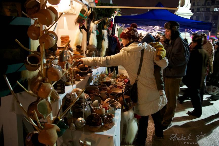 Jandarmeria-calare-Bucharest-Christmas-Market-FotoAurelVirlan