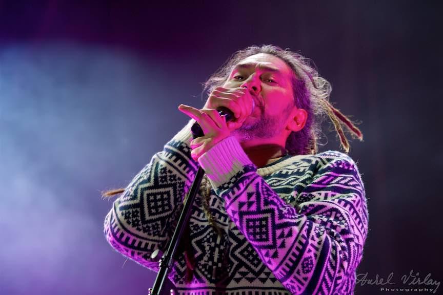 El Negro - fotografie din concert Duminica 13 Decembrie