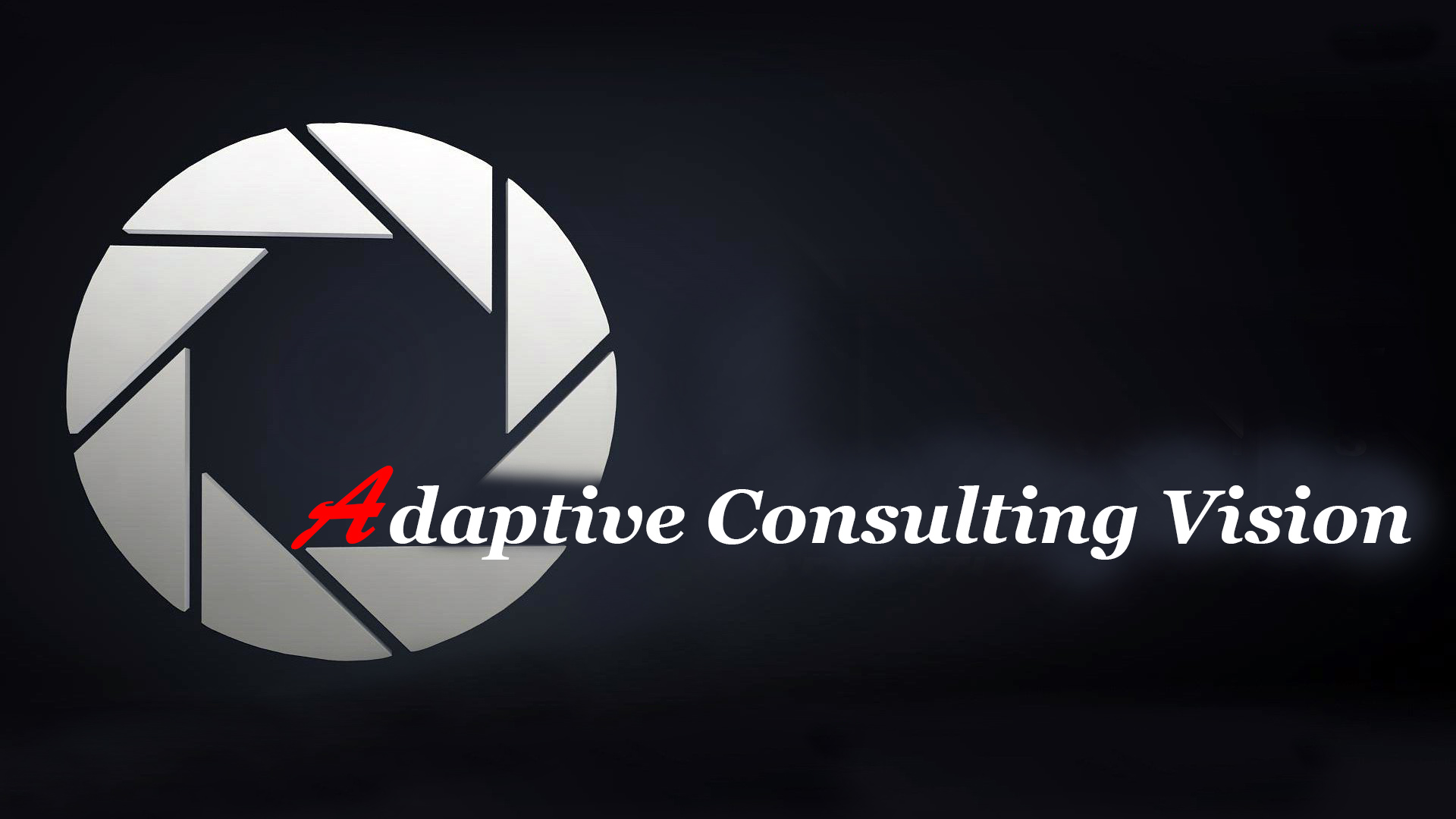 Logo creat special pentru Adaptive Consulting Vision StartUp Nation Program.