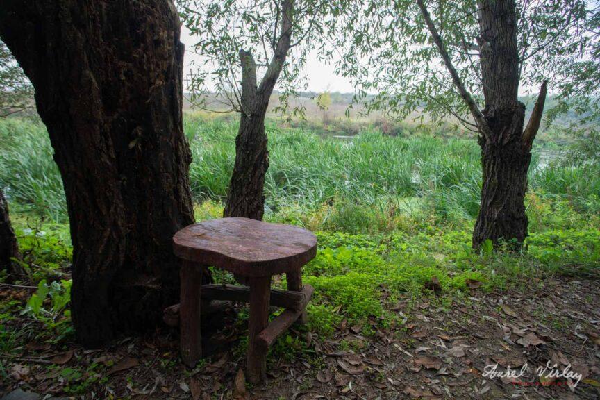 Loc de un ultim popas pentru orice turist, pelerin sau fotograf dupa o zi in Parcul Natural Comana.